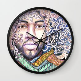 Moorish Wall Clock