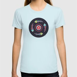 Circles of Gators T-shirt