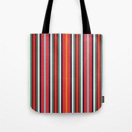 Stripes of Incas Tote Bag
