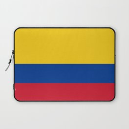 Colombian Flag - Flag of Colombia Laptop Sleeve