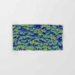 Radioactive Ivy Hand & Bath Towel