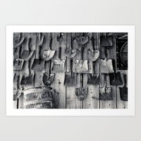 A Century of Collection  Art Print