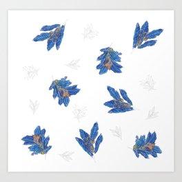 Medlar Art Print