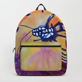 King of butterfly | Le roi des papillons Backpack