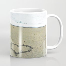 Beach Love Coffee Mug