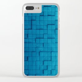 Pattern 56 Clear iPhone Case