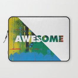 Color Chrome - Awesome graphic Laptop Sleeve
