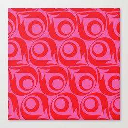 modcushion 4 Canvas Print