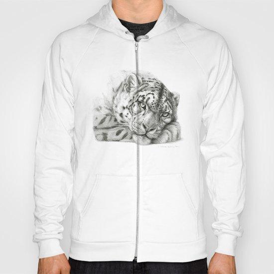 Pensive Snow Leopard G2011-011 Hoody