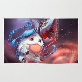 Jinx Poro League Of legends Rug