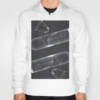 vodka Hoodies featuring Vodka Visions by Andrea Jean Clausen - andreajeanco