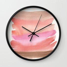 Color Blocking 27 Wall Clock