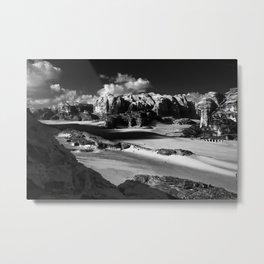 Untitled: Wadi Rum Metal Print