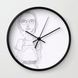 Edith Wall Clock
