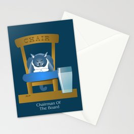 Jackson: The Chairman 2 Stationery Cards