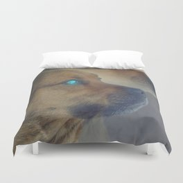 I can see you Duvet Cover