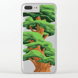 Unlocking Growth Clear iPhone Case