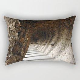 Gaudi Series - Parc Güell No. 5 Rectangular Pillow