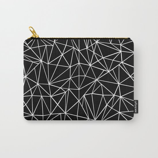 About Black Carry-All Pouch