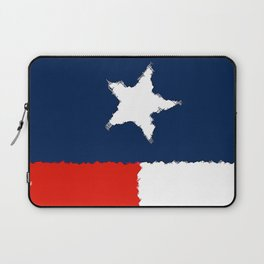 Fancy Flag: Texas Laptop Sleeve