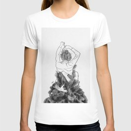 I want to know you little more deep. T-shirt