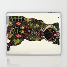 pug love ivory Laptop & iPad Skin