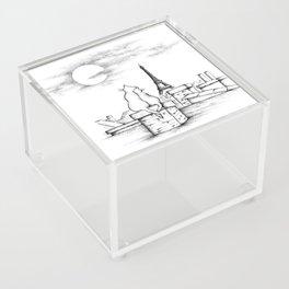 Love Cats Acrylic Box