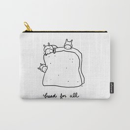 bread for all Carry-All Pouch
