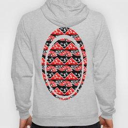 Kowhaiwhai Traditional Maori Koru Pattern Hoody