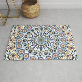 Moroccan Textile V1 Rug