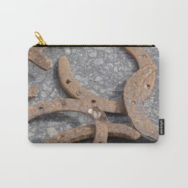 Rusty luck Carry-All Pouch