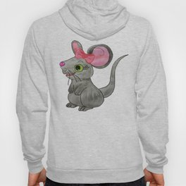 The Cute Little Mouse Hoody