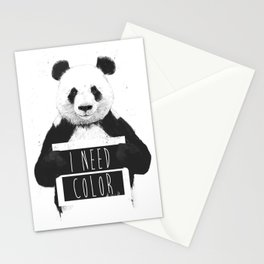I need color Stationery Cards