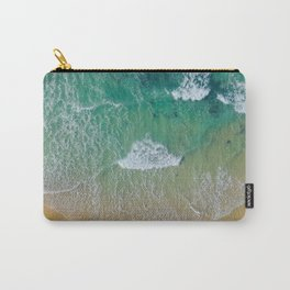Ocean from the sky Carry-All Pouch