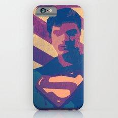 Retro Superman iPhone 6s Slim Case