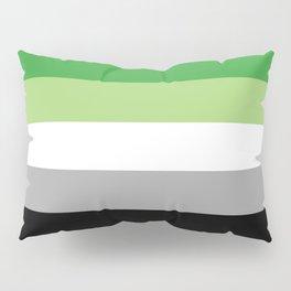 Aromantic Flag Pillow Sham