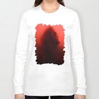 true blood Long Sleeve T-shirts featuring THE TRUE BLOOD by BeautyArtGalery