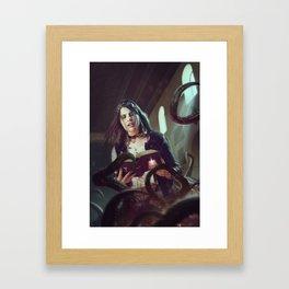Nyarlathotep Framed Art Print