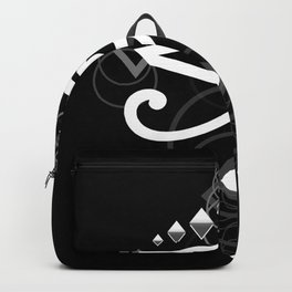 Eye Of Horus (Yin Yang Crest) Backpack
