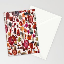 Places 3 Stationery Cards