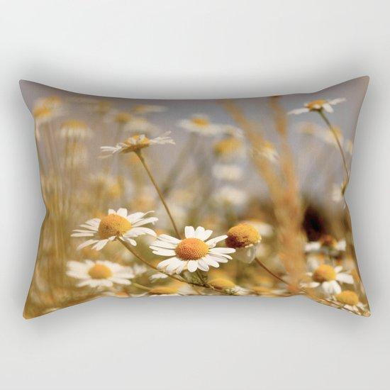 Matricaria - JUSTART © Rectangular Pillow