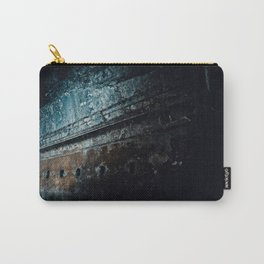 Ruins in  Shadows Carry-All Pouch