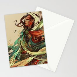Lavellan Stationery Cards