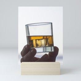 Drink in Hand Mini Art Print