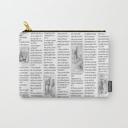 Pride and Prejudice Carry-All Pouch