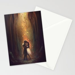 Reunion - Hades and Persephone Stationery Cards