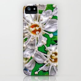 REACH OUT iPhone Case