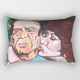 Mr. & Mrs. Roper Rectangular Pillow