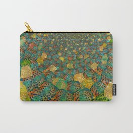Swimming guppy Carry-All Pouch
