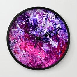 Unicorn Nebula Wall Clock